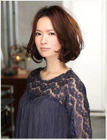 5款日本最受欢迎职场短发(组图)