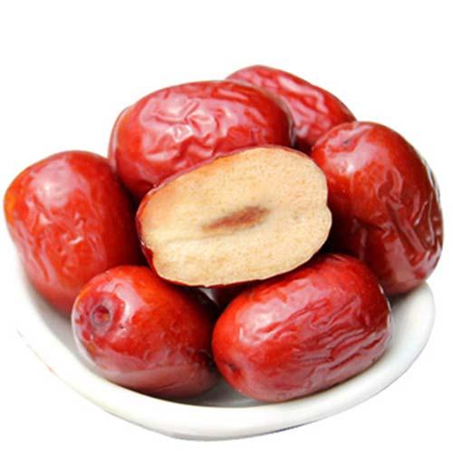 红枣的作用有哪些 怎样吃红枣最好_插图